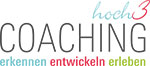 Coaching Hoch3 – Coaching, Karriereberatung, Marketingberatung Logo