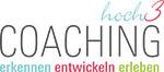 Coaching Hoch3 – Coaching, Karriereberatung, Marketingberatung Logo